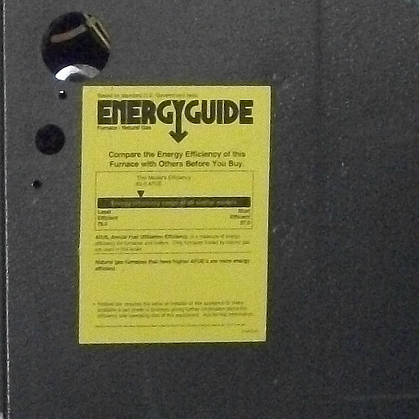 How to Understand Furnace Efficiency Ratings